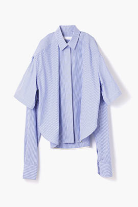 double sleeved shirt