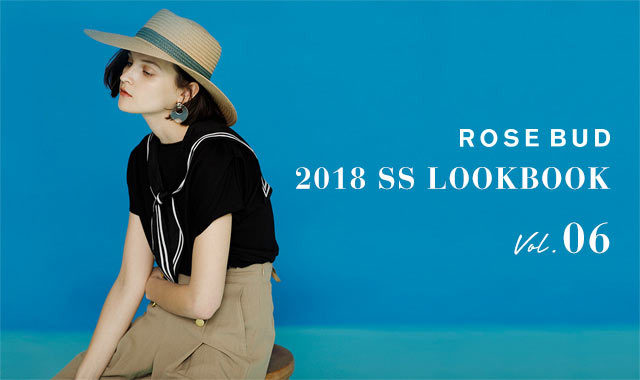 ROSEBUD 2018 SfS LOOKBOOK