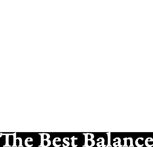 PART-3. The Best Balance?