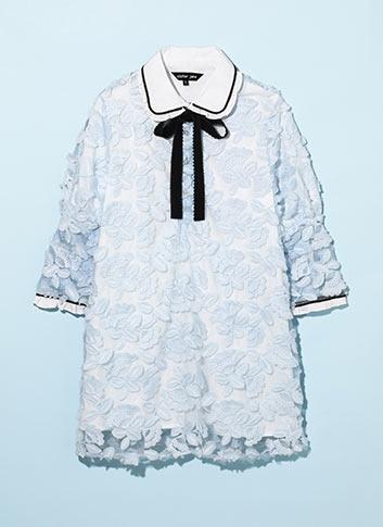 BLUEBELL SHIRT DRESS