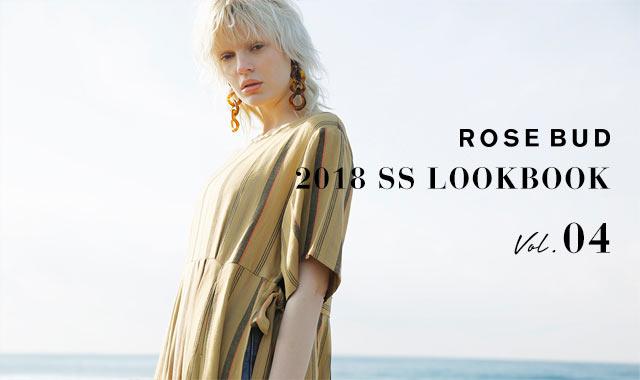 ROSEBUD 2018 SS LOOKBOOK